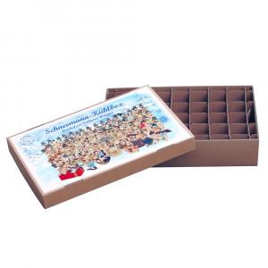 Schlummerbox Schneemann-Kühlbox für Wagner Schneemänner
