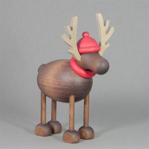 Rentier Rudolf, stehend