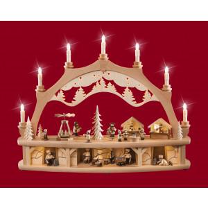 Erzgebirgische Weihnachtsdeko.Weihnachtsartikel Aus Dem Erzgebirge Im Onlineshop Erstehen