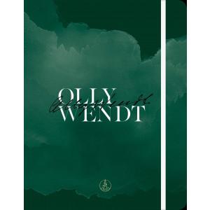 Buch Olly Wendt - Das Porträt, limitierte Auflage