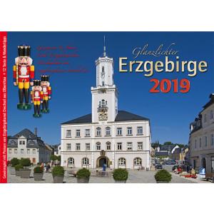 Kalender 2019 Glanzlichter Erzgebirge
