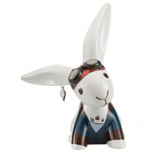 Bunny de luxe Biker Bunny