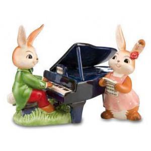 Osterhasen Klavierprobe Frühlingsedition 2018