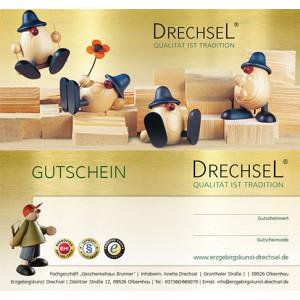 Geschenkgutschein - Köhler Eierköpfe