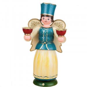 Engel für Wachskerzen, 22 cm