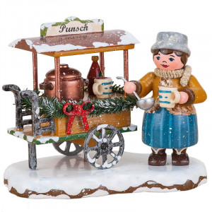 Winterkinder Punschwagen