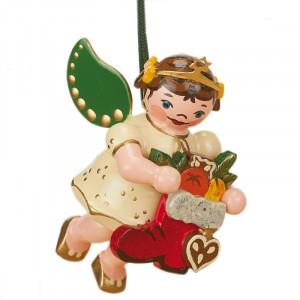 Baumbehang Engel mit Nikolausstiefel