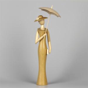 Jahresfigur Hermine, 29 cm
