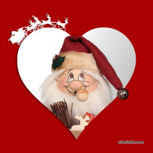 Tischservietten Ulbricht Wichtel Weihnachtsmann