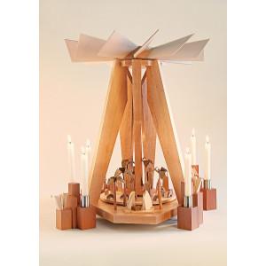Weihnachtspyramide Josef