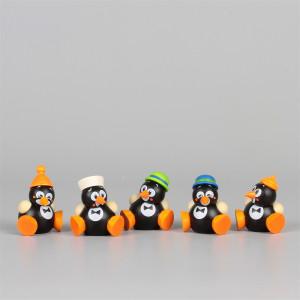 Cool-Man Pinguine, 5-teilig
