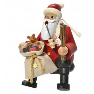 Räuchermännchen Kantenhocker Weihnachtsmann