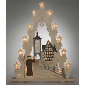 Lichterspitze Rothenburg ob der Tauber