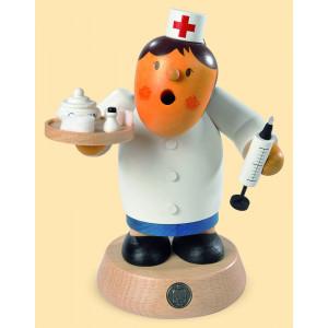Räuchermännchen Müllerchen Krankenschwester