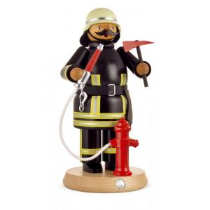 Räuchermann Feuerwehrmann