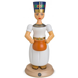 Räucherfrau Nofretete Altägyptische königliche Gemahlin