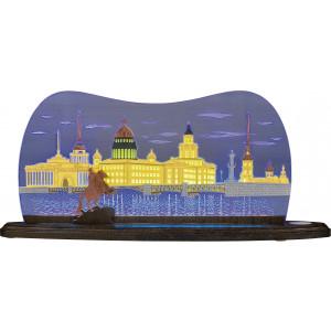 LED Motivleuchte St. Petersburg