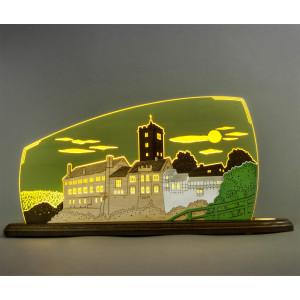 LED Motivleuchte 'Wartburg'