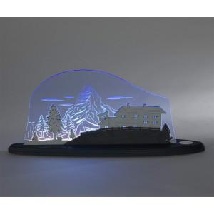 LED Motivleuchte 'Matterhorn'