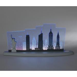 LED Motivleuchte 'New York, New York'