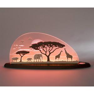 LED Motivleuchte 'Safari'