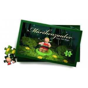 Puzzle Sterntalermädchen, 24 Teile