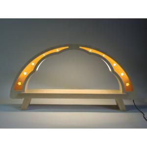 LED Schwibbogen Leerbogen zum selbst Bestücken