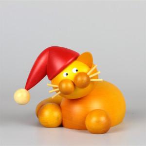Großer Weihnachts-Schmusekatze Emmi
