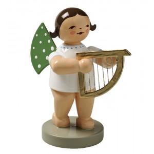 Engel mit Harfe klein