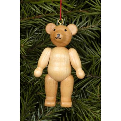 Baumbehang Teddybär natur