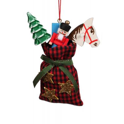 Baumbehang Weihnachtssäckchen