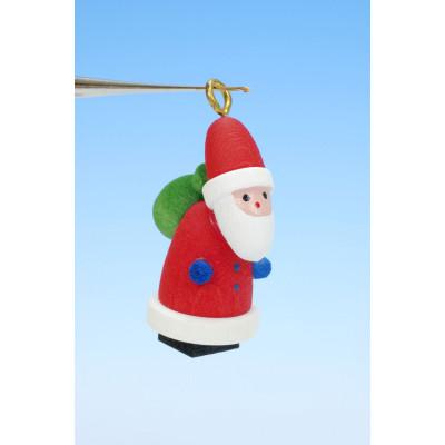 Baumbehang Nikolaus ohne Faden