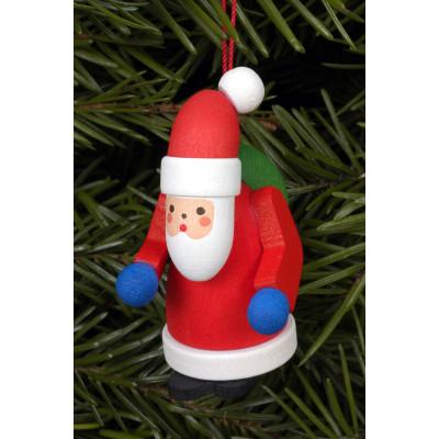 Baumbehang Weihnachtsmann Form