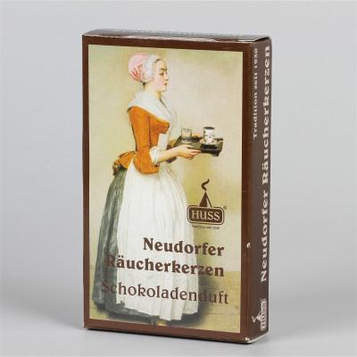 24 Neudorfer Räucherkerzen Schokoladenduft