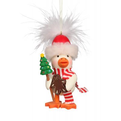 Baumbehang Federentlein Weihnachten