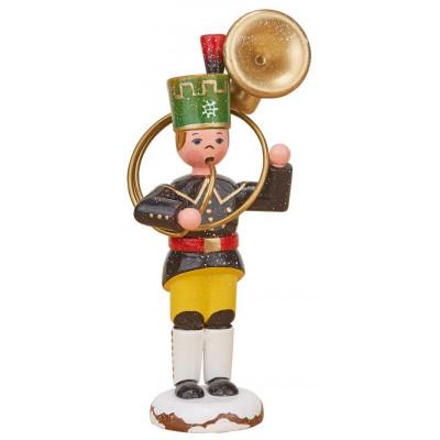 Winterkinder Bergmann Sousaphon