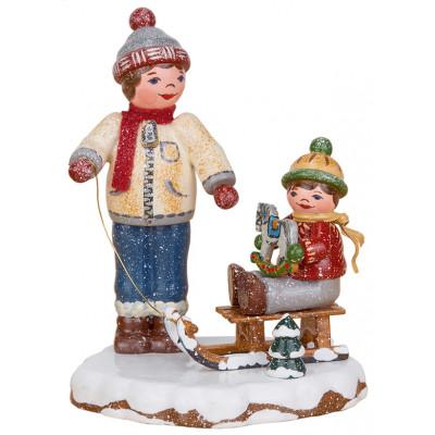 Winterkinder Beste Freunde