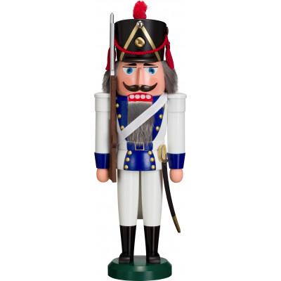 Nussknacker Grenadier, blau