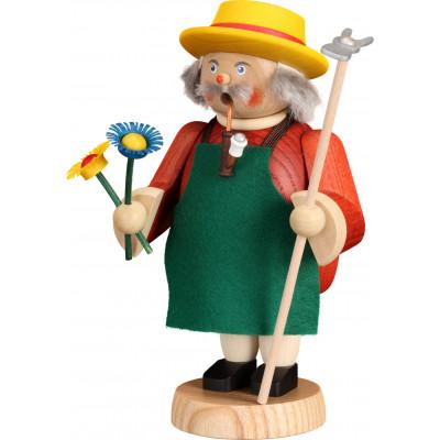 Räucherfigur Gärtner