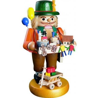 Nussknacker Spielzeugmacher, groß