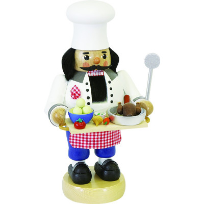 Nussknacker Koch, groß