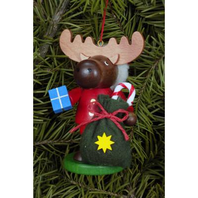 Baumbehang Strolch Elch Weihnachtsmann