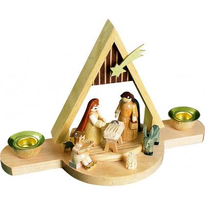 Kerzenhalter Christi Geburt