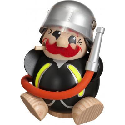 Kugelräuchermännchen Feuerwehrmann