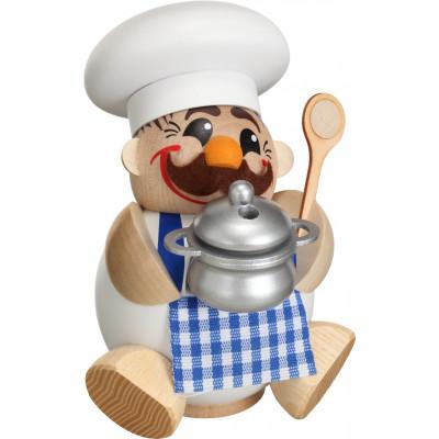 Kugelräuchermännchen Koch