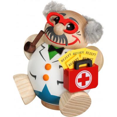 Kugelräuchermännchen Arzt