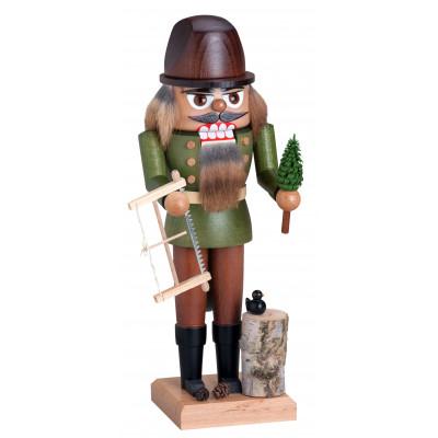 Nussknacker Waldarbeiter
