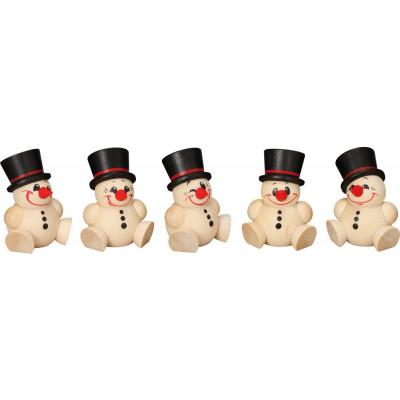 Baumbehang Kugelfiguren Cool-Man Klassik, 5-teilig