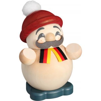 Kugelräucherfigur Deutscher Typ