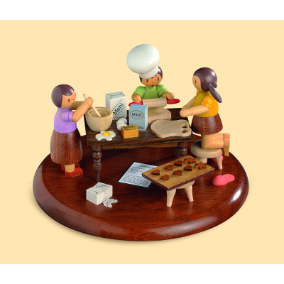 Motivplattform Weihnachtsbäckerei, Rolf Zuckowski